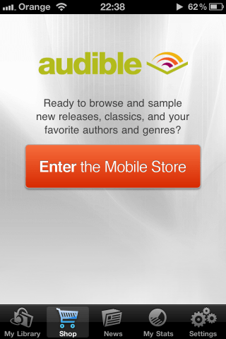 Audible App By Amazon Apple Okays Huge External Store Button In Amazon Owned