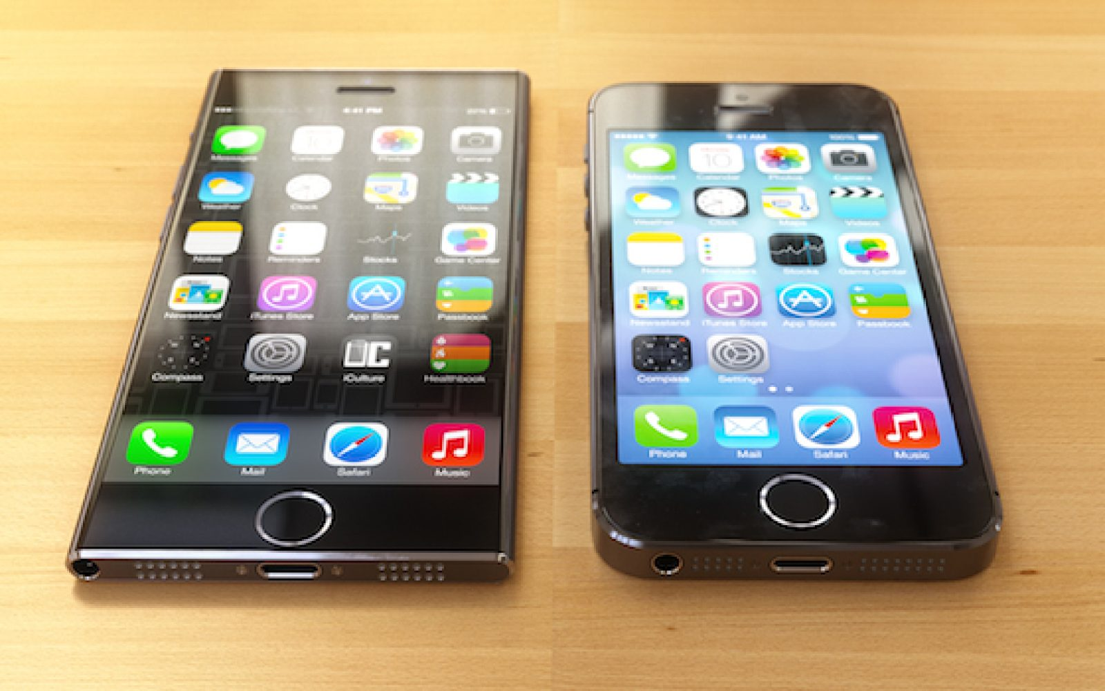 Iphone Maße Iphone 6 Displays Could Go Into Mass Production Next Month ...