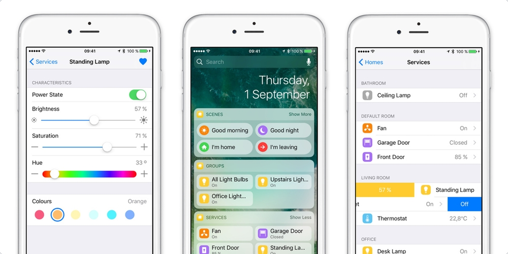 Ios 10 To Home 2 Brings Ios 10 Features And A New Design To The Best