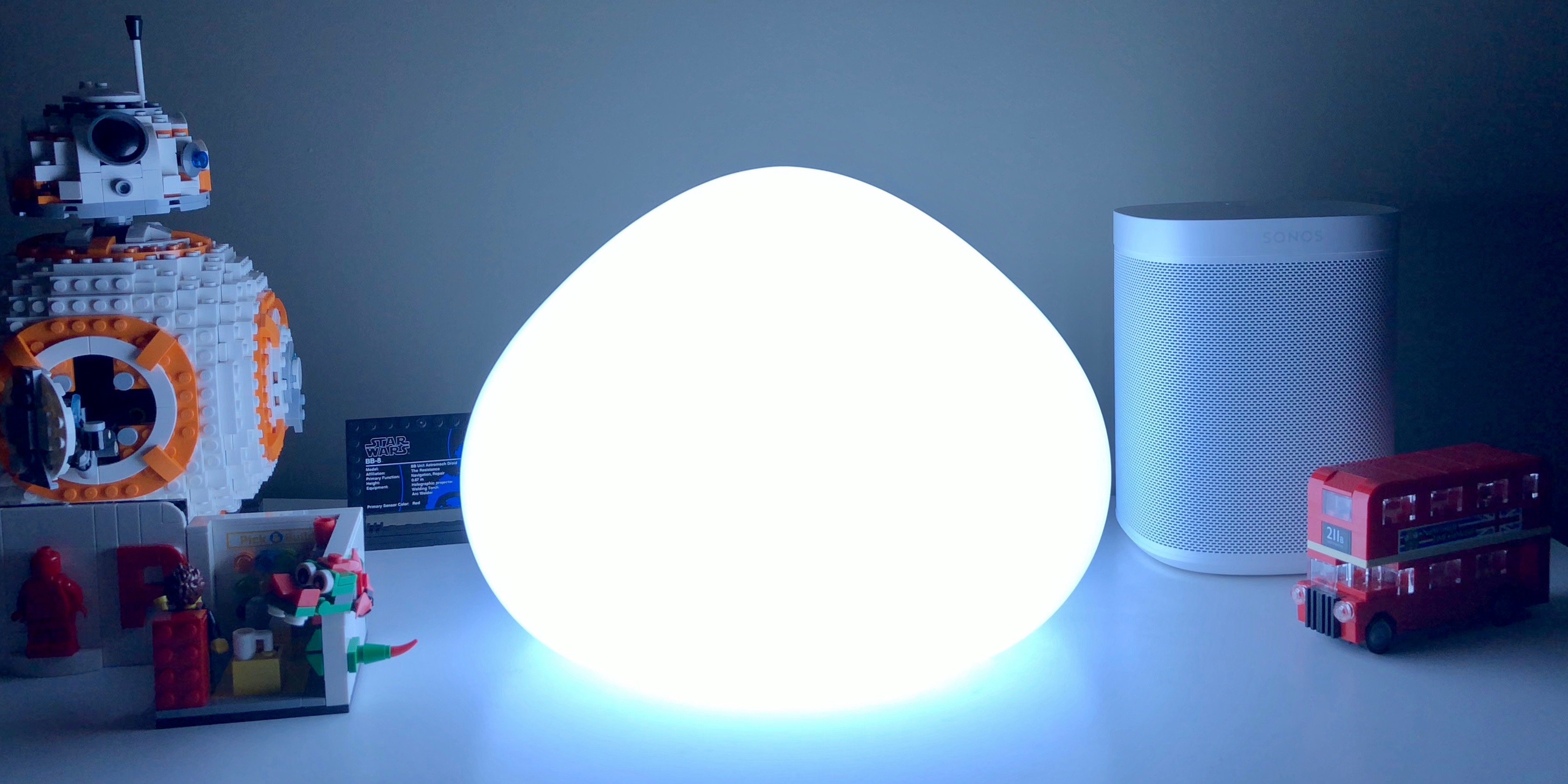 Philips Hub Review Philips Hue Wellner Is A Homekit Table Lamp With A Fun