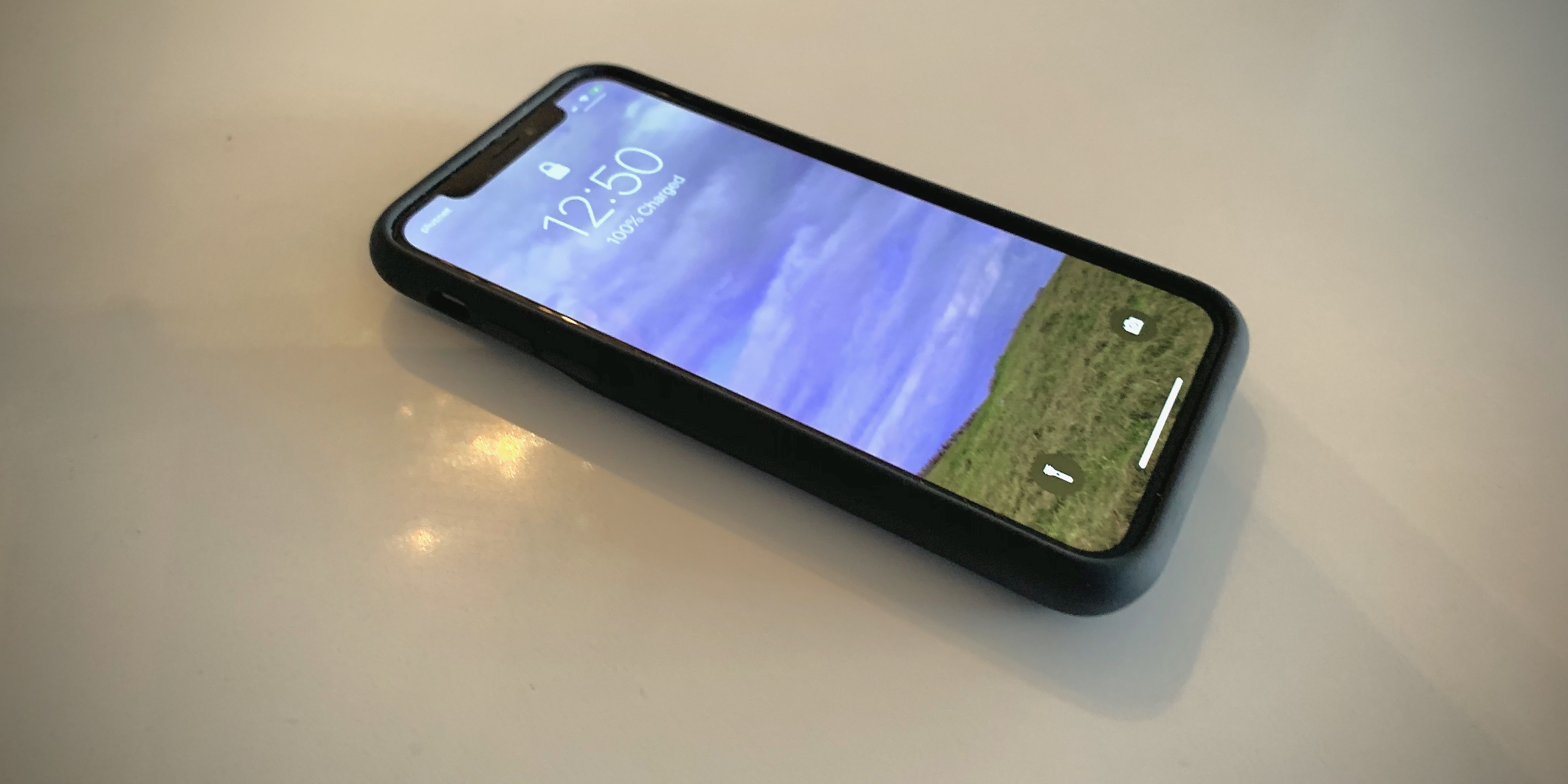 Smart Battery Hands On Using An Iphone Smart Battery Case For The First Time