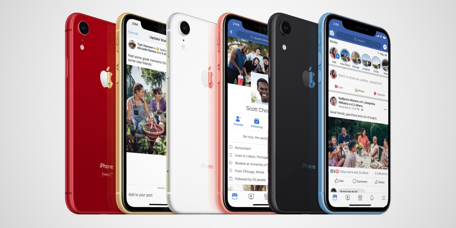 Facebook app update adds native screen resolution support for iPhone XS Max, iPhone XR and 2018 ...