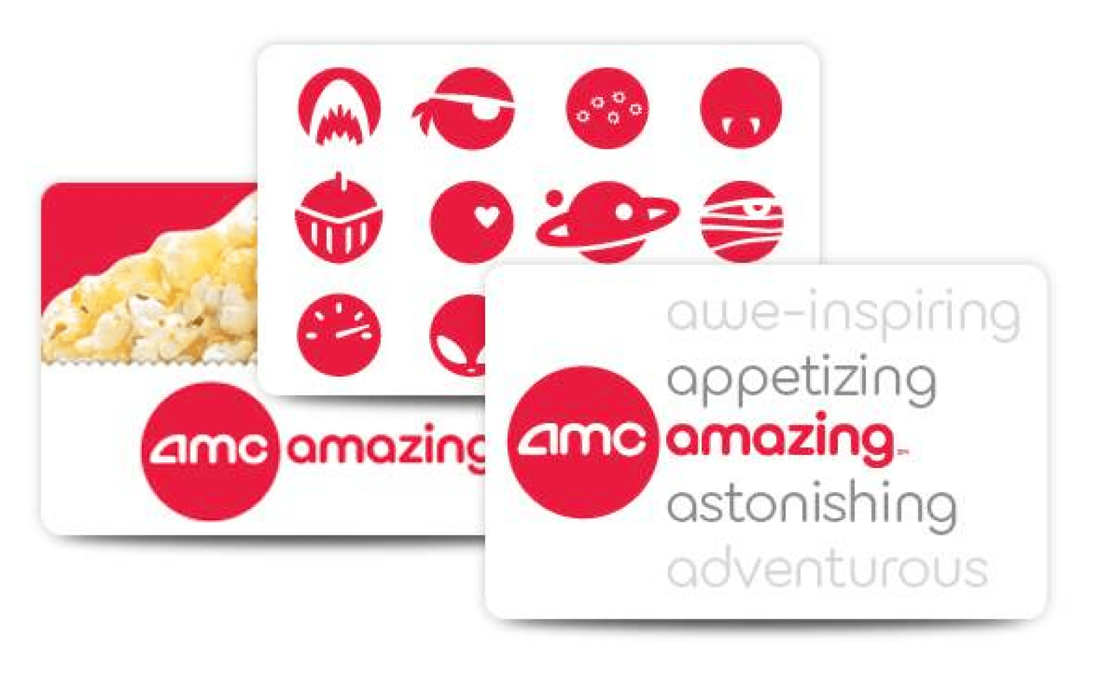 Email Delivery Gift Cards 25 Amc And Regal Theater Gift Cards For 20 W Email