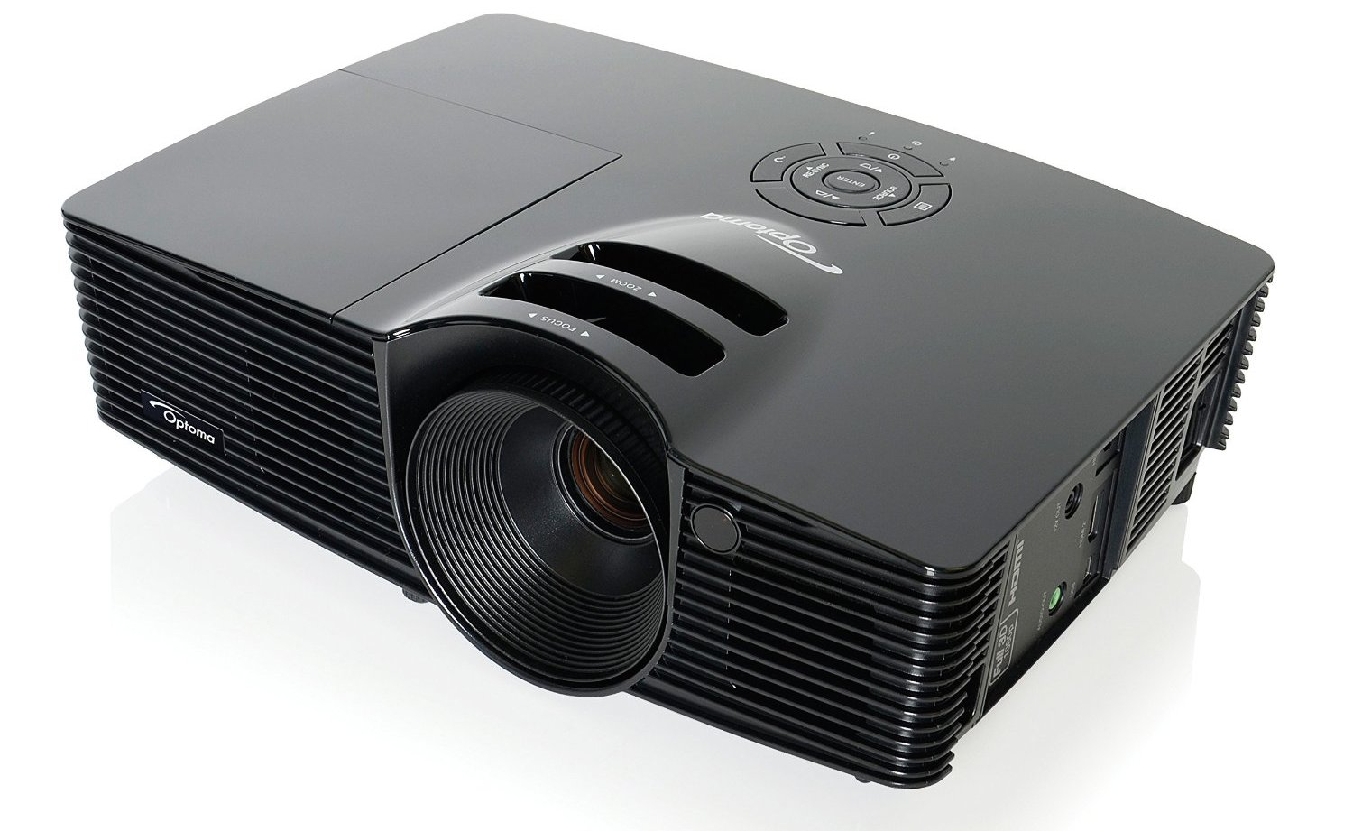 Optoma 3d Optoma 3d 1080p Home Projector W Hdmi Free 50 Amazon Gift Card