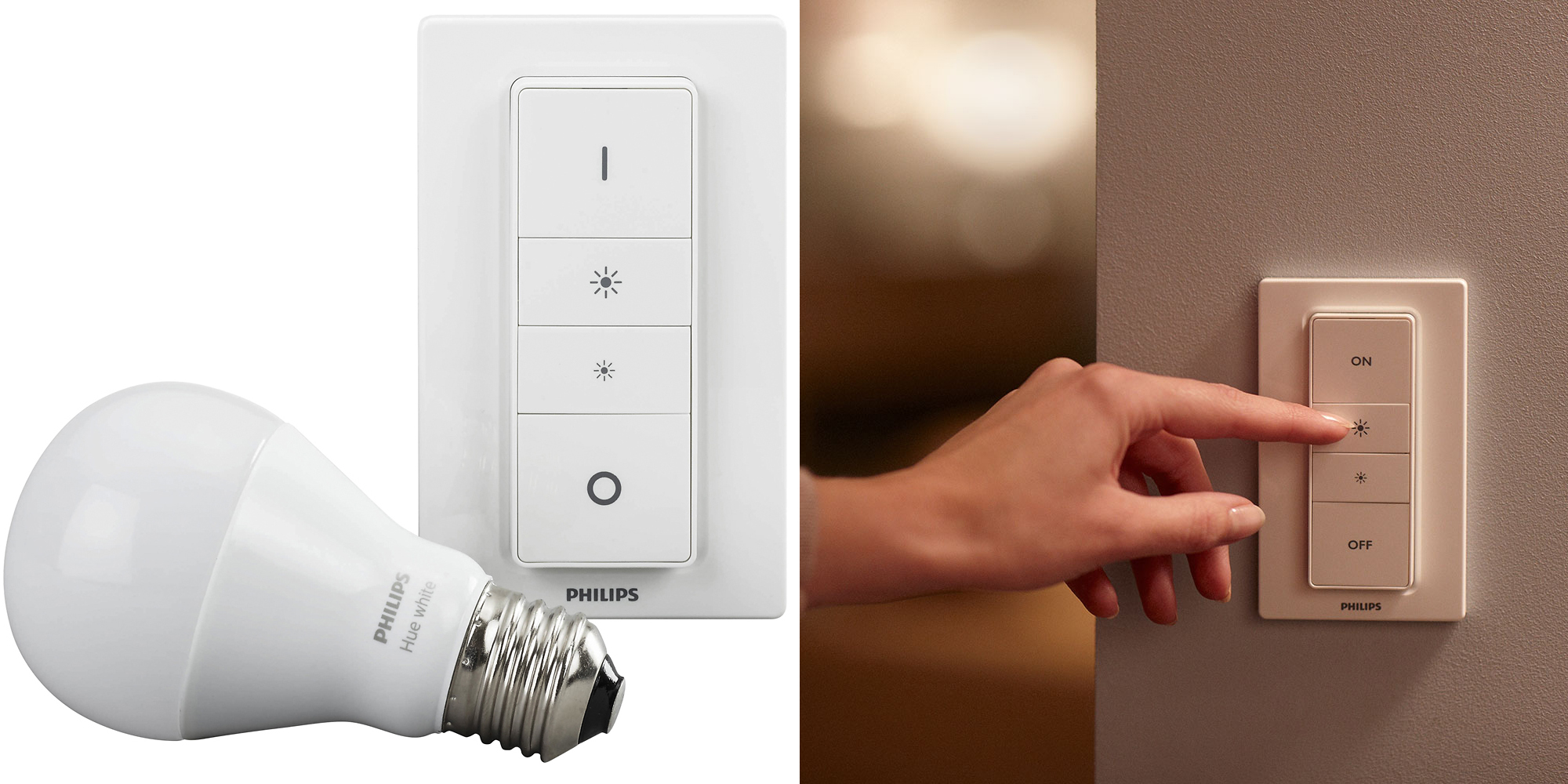 Philips Dimmer Philips Hue Wireless Dimmer Controls Your Lights Comes Bundled