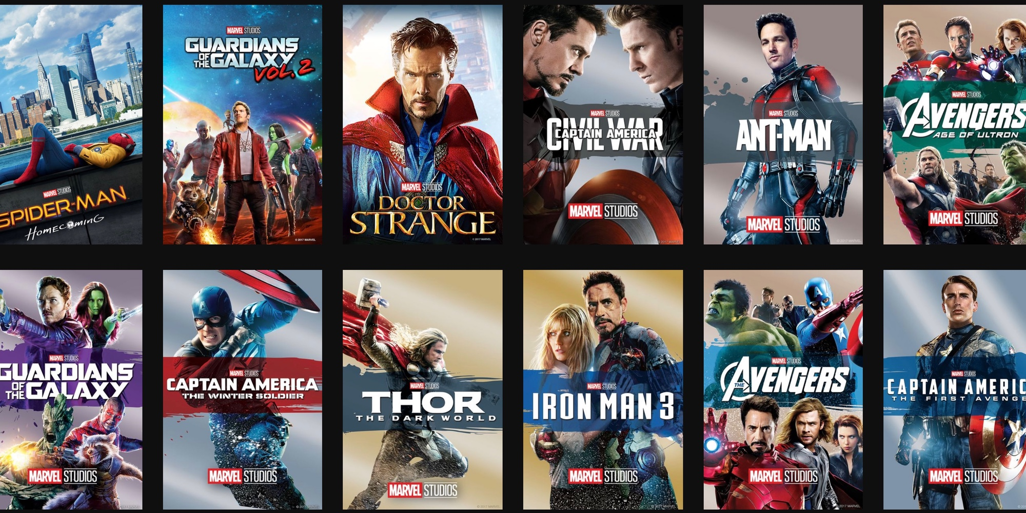 Movel Moveis Marvel Movies On Sale In Digital Hd For 15 Avengers Ant Man