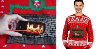 You need this ugly Christmas sweater that actually has a ...