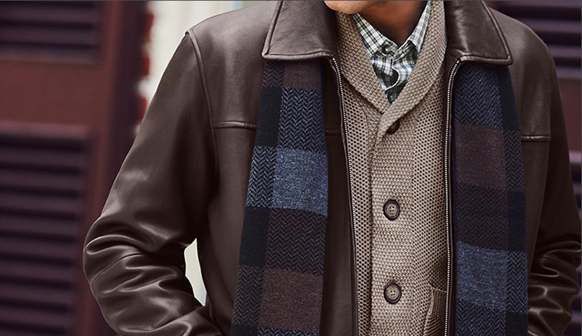 Cognac Bank Pronto Men S Wearhouse Revamps Your Winter Wardrobe With 60 Off