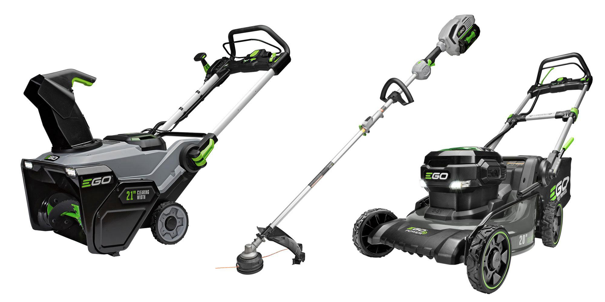 Electric Lawn Mower Sale Home Depot 1 Day Ego Karcher Electric Tool Sale Takes 25 Off