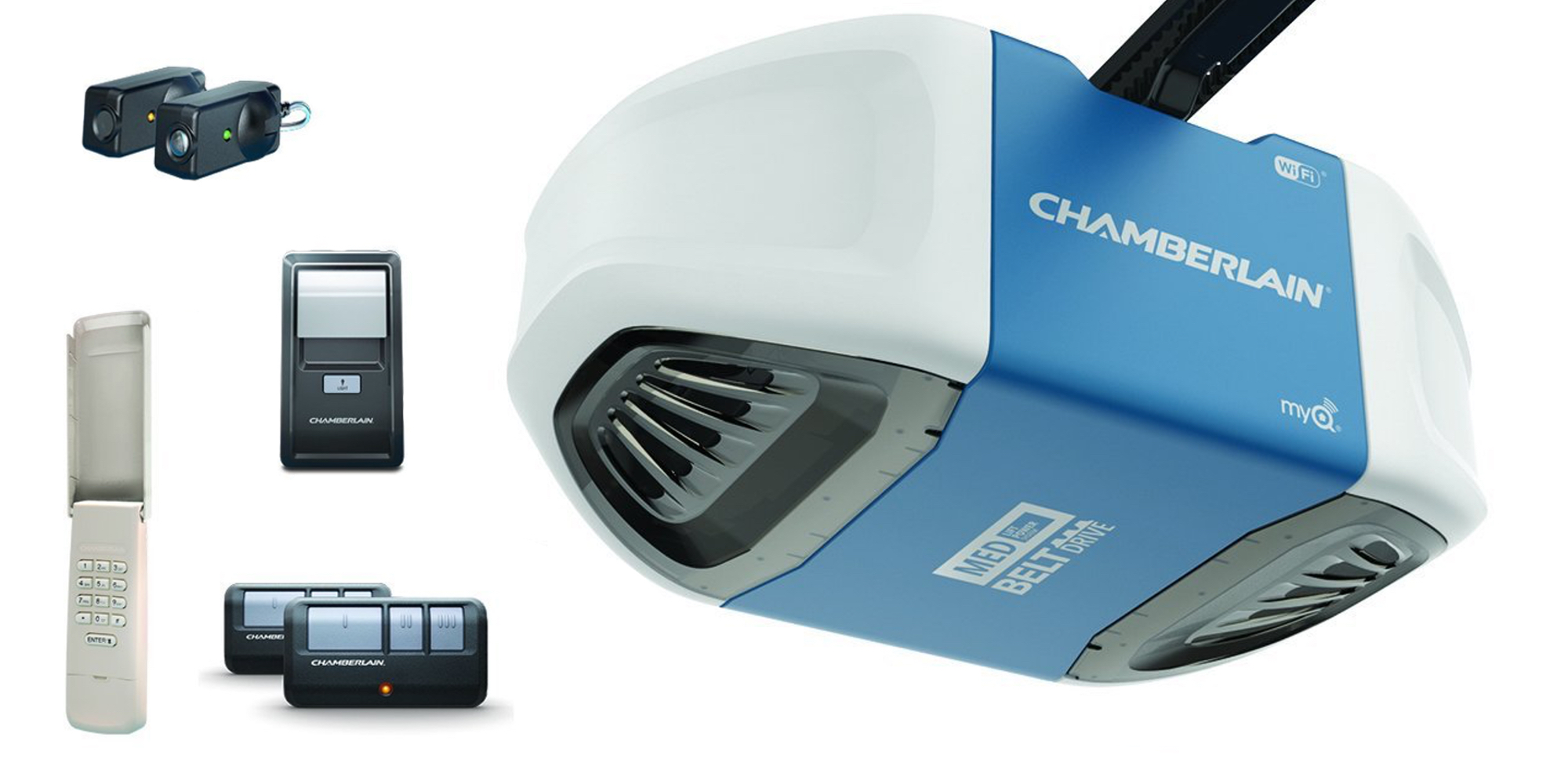 App Enabled Garage Door Opener Chamberlain 39s App Enabled Garage Door Opener Returns To
