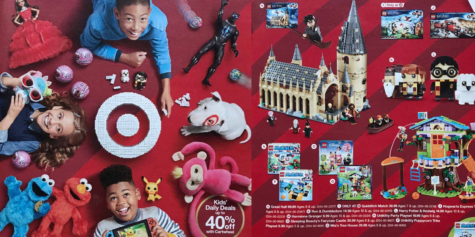 Target Toy Book 2018 25 Off Coupons Lego Nerf More