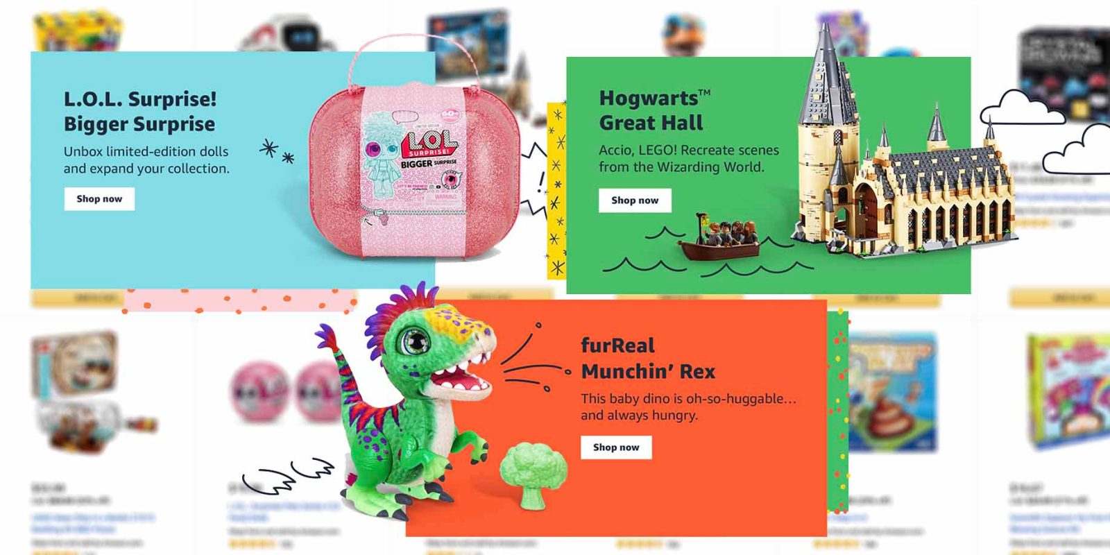 Amazon Top 100 Toys List For Black Friday 2018 9to5toys