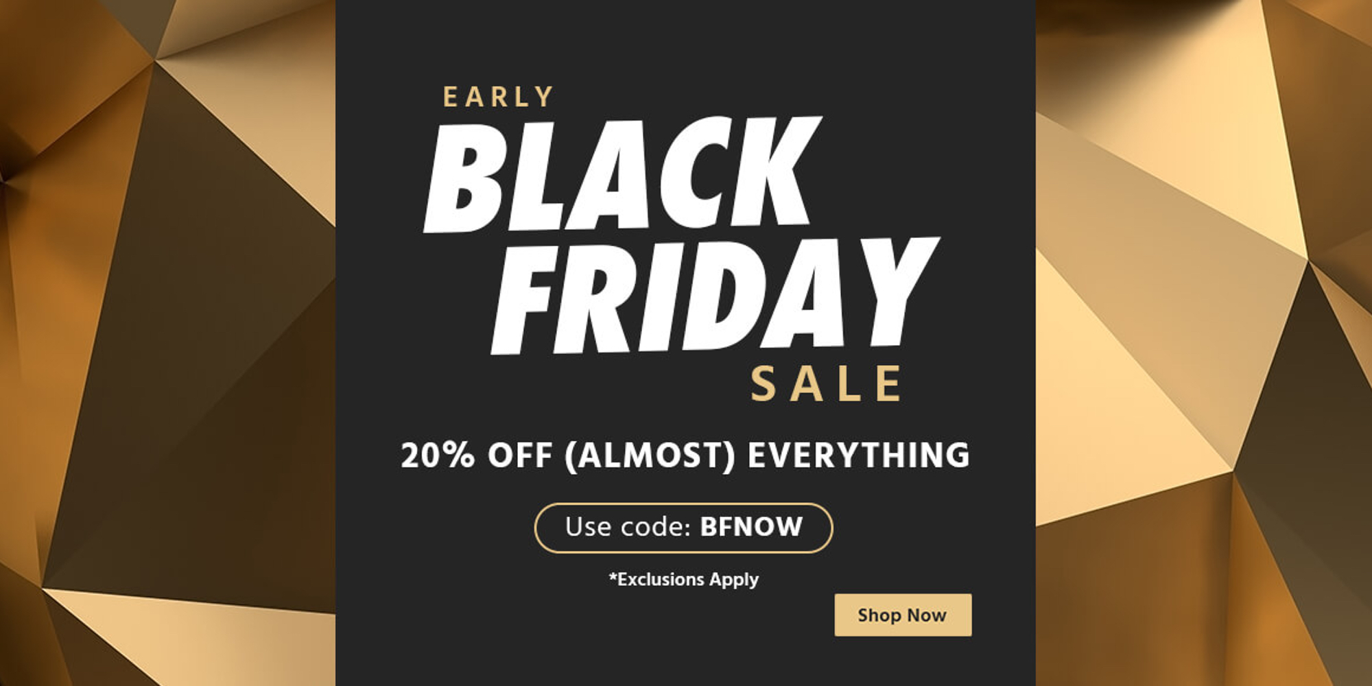 Black Friday Sale Monoprice S Early Black Friday Sale Takes 20 Off Sitewide For
