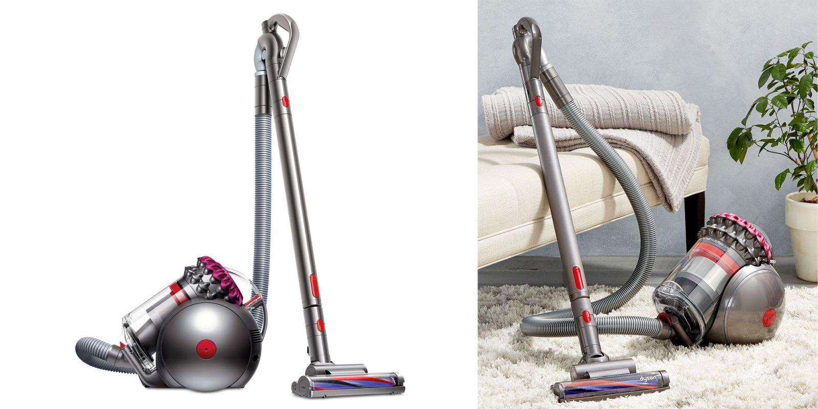 Clean Up Big With The Dyson Big Ball Vacuum At 200 Reg