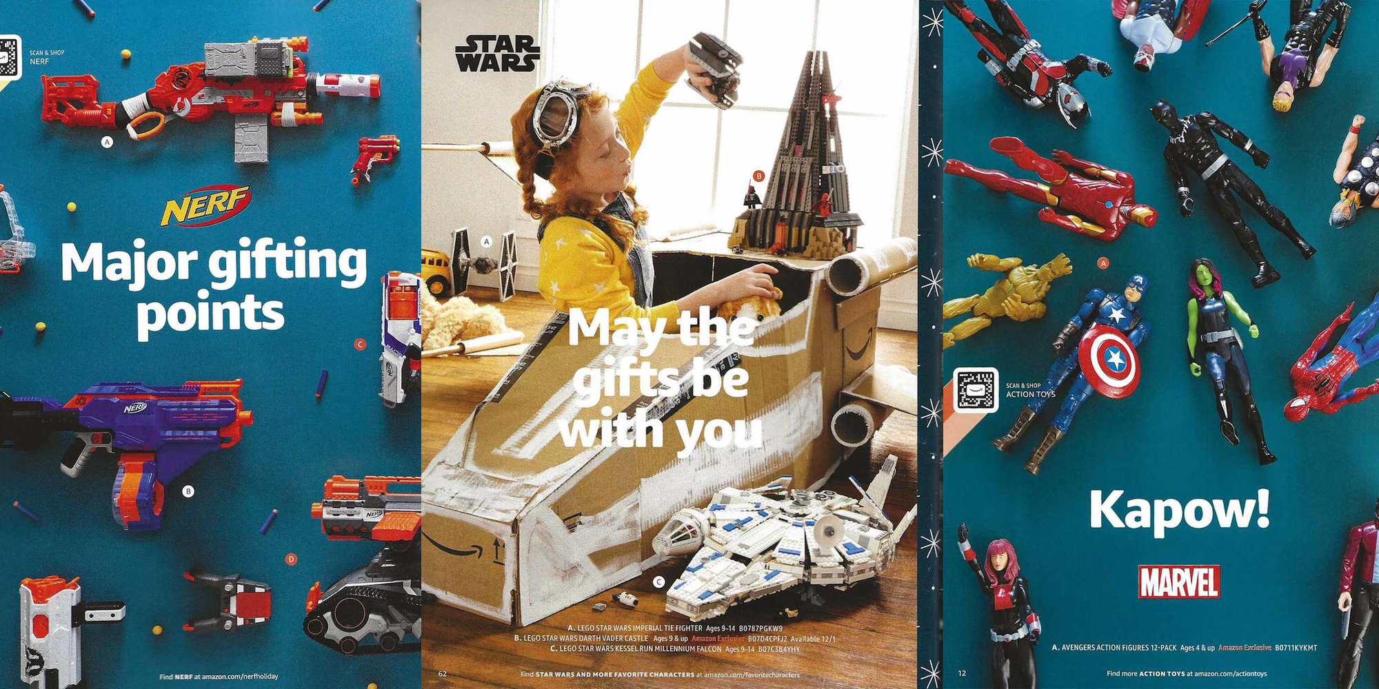 Amazon 2018 Toy Book Is Full Of This Year S Must Have