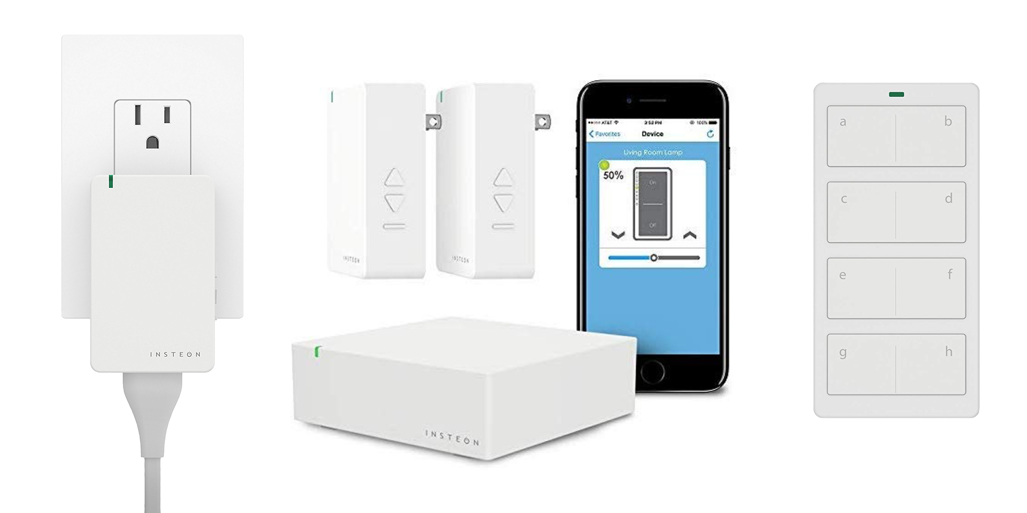 Amazon Smart Home Amazon Discounts Insteon Smart Home Devices To New All