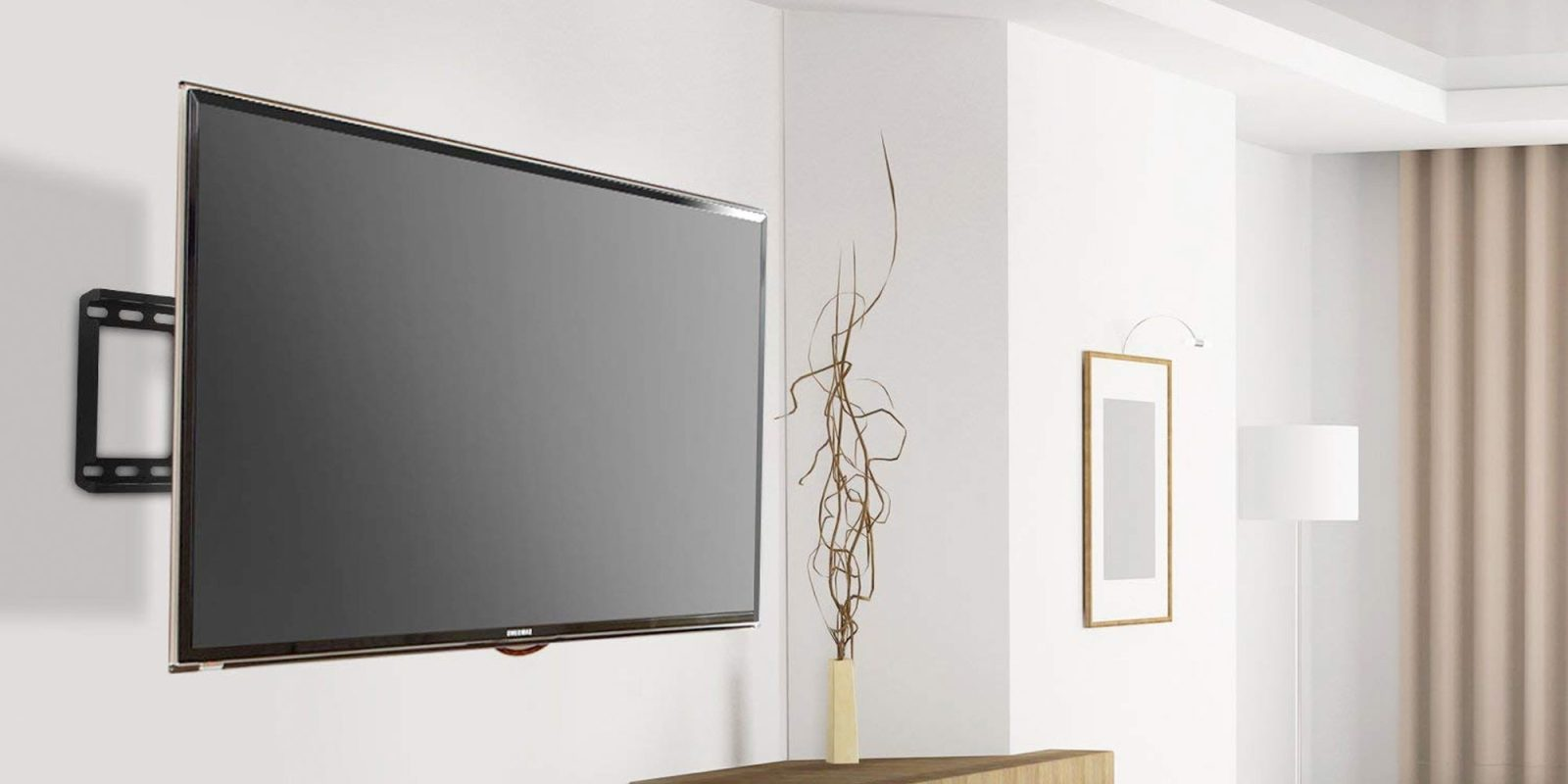 Hang Your Tv Finally Hang Your Tv W This Full Motion Wall Mount For