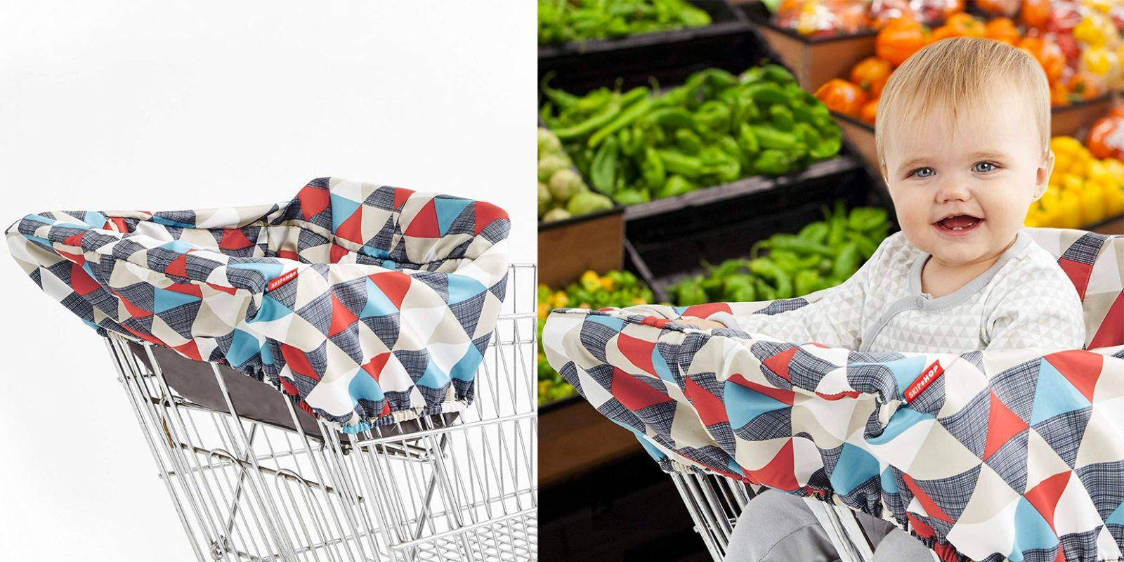 Flipboard Skip Hops Shopping Cart High Chair Cover Is