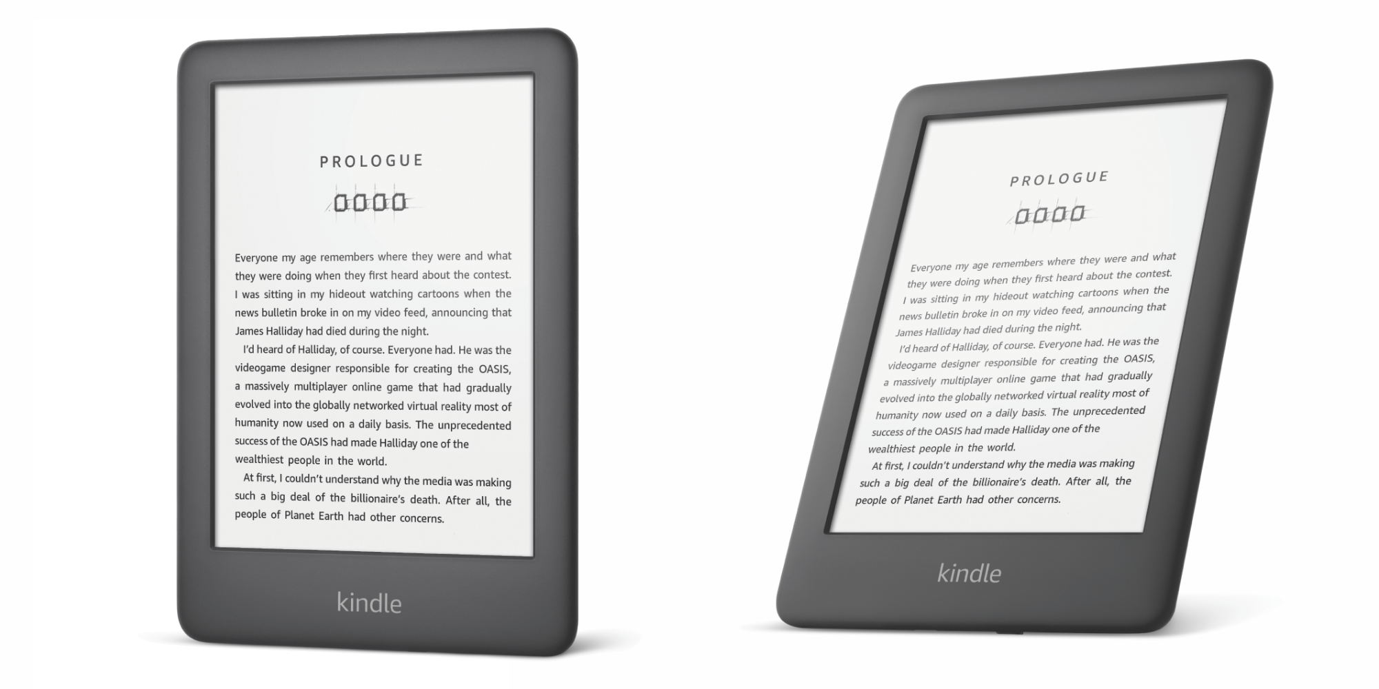 Amazon Kindle Amazon All New Kindle Enters As A More Affordable E Reader 9to5toys