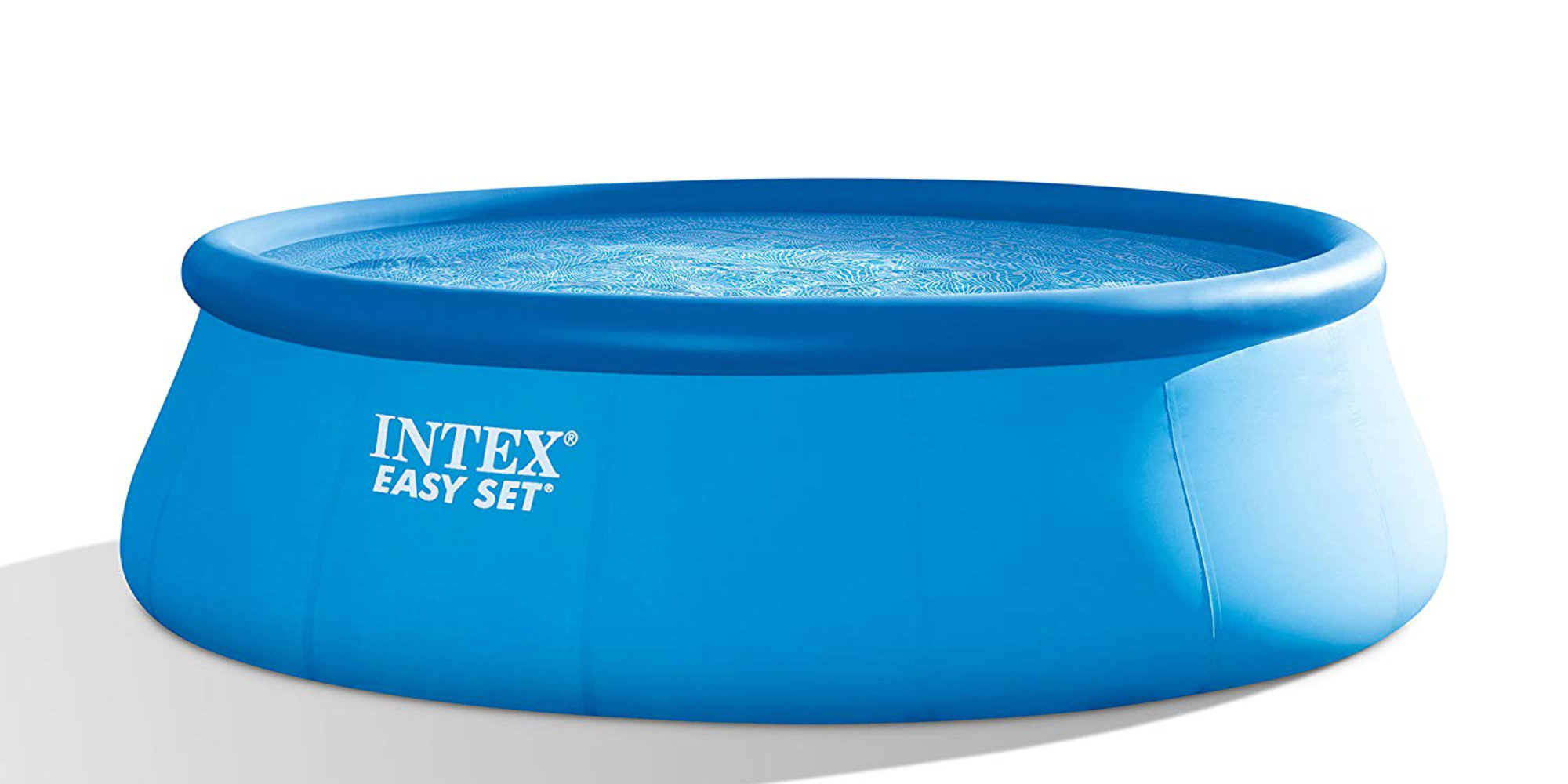 Filterpumpe Pool Amazon Make A Splash This Summer W An Intex 18 Ft X 4 Ft Easy Pool Set