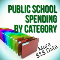 Public School Spending By Category