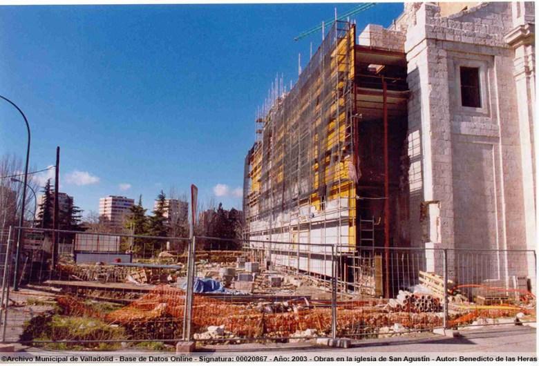 aVA - Archivo Municipal - Fotos Obra - 2003 - Benedicto de las Heras Ortega
