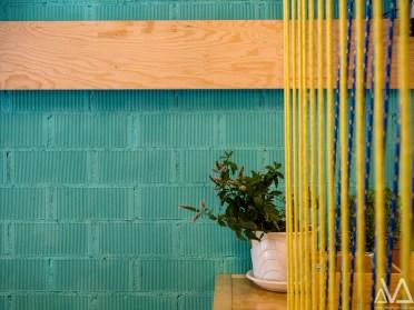 Bares, restaurantes, locales. Arquitectura en el comercio