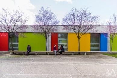 ASPACE - Jardin y Plaza
