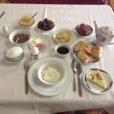 Breakfast at Komil Boutique Hotel in Buhkara