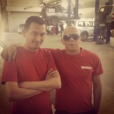 Sanjar and Alem (Vin Diesel)