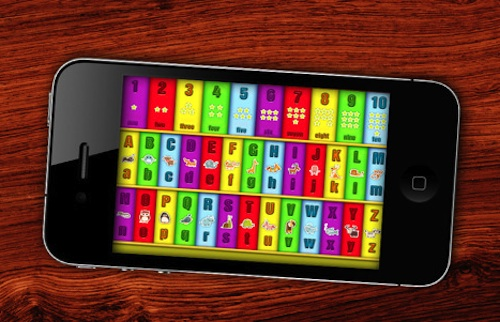 Piano for Kids app for iPhone and iPad