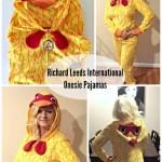 Richard Leeds International Onesie Pajamas