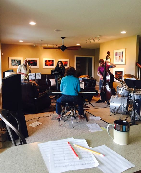 ARC Founders Quintet Rehearsal