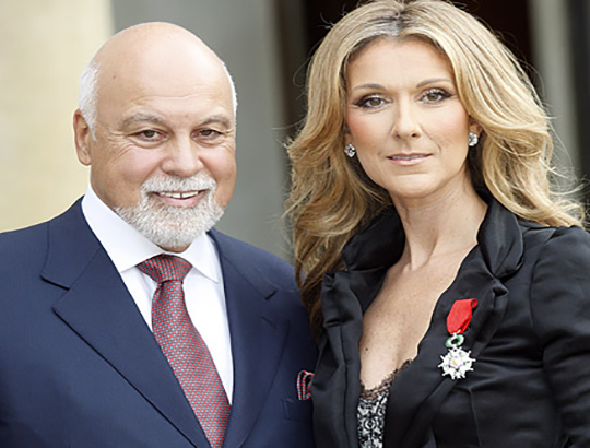 RIP Celine Dion's Husband Rene Angelil Dies
