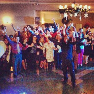 Wedding Reception Anniversary Dance