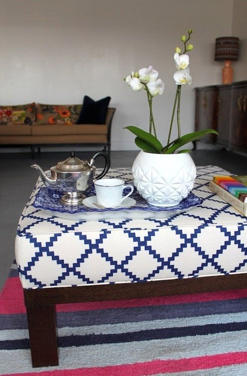 design sponge - ottoman