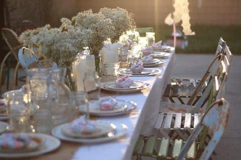 Outdoor-candlelight-party - decoist