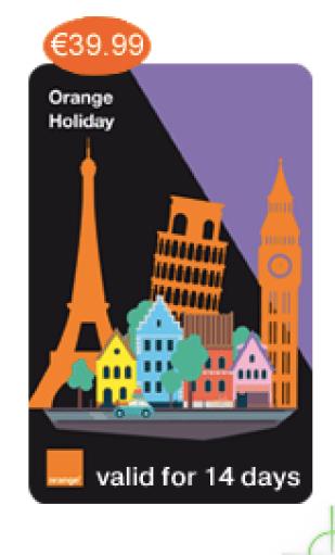 Orange is the new sim card for paris fishing4deals for Paris orange card