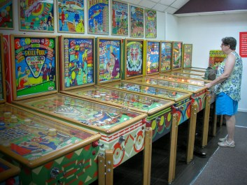Paris Pinball Museum is rich in history.