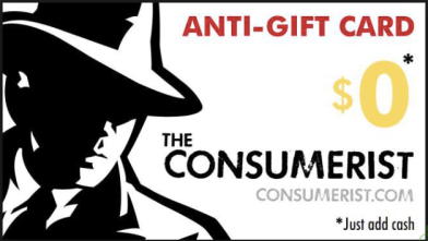 The anti-giftcard giftcard