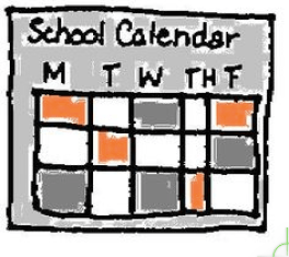The School Calendar Rules Travel Time