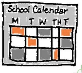The School Calendar Rules Travel Time