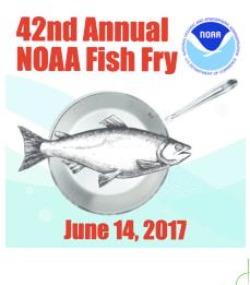 2017 NOAA Fish Fry