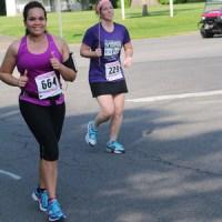 lourdes paducah iron mom half marathon recap
