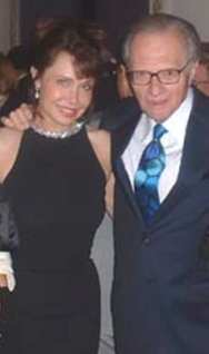 Irene & Larry King