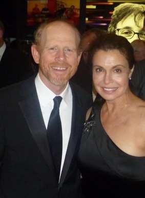 Irene & Ron Howard