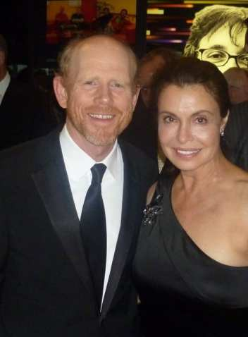 Irene & Ron Howard