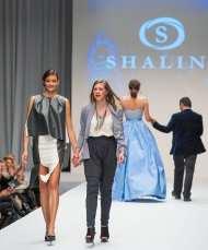 Deaigner Shalini Sharma (on right) for Shalini