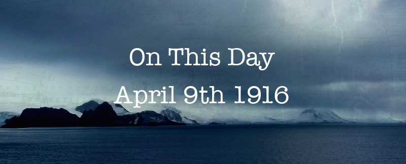Shackleton Sails The Lifeboats - Endurance Expedition