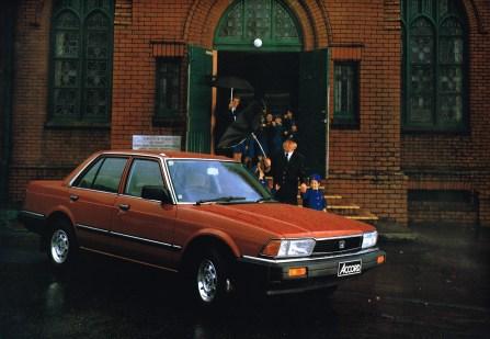 1983calendar12_HondaAccordSaloonMk2